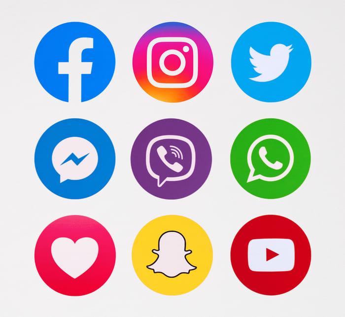 Elige la Red Social que más se adapte a tus necesidades.