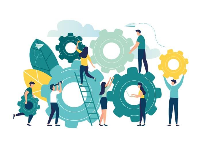 Ayuda del equipo hacia el CEO